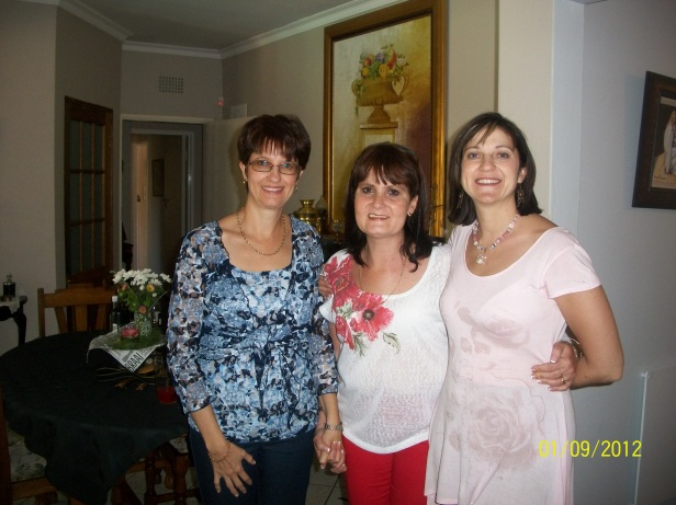 Esther, Vic and Lani