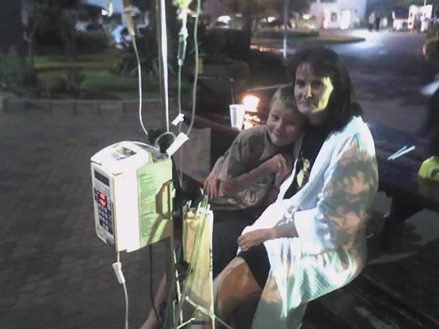 Daniel and Vic 29-01-07