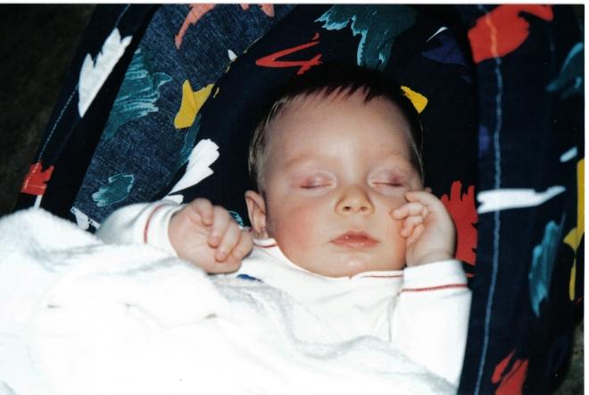 Baby Jared