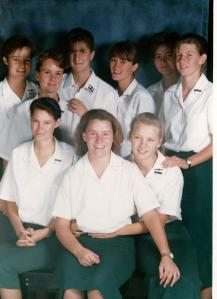 Vic is 2nd from the left in the back row.