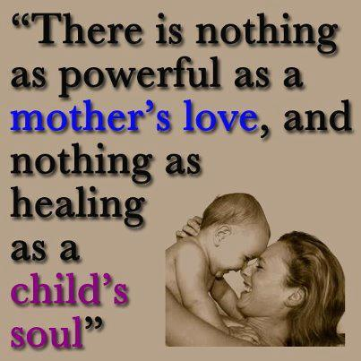 A Mother's Love Quotes (6/6)