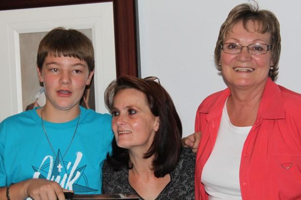 Jon-Daniel 13th birthday