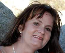 Vicky Bruce - Brave Warrior, selfless angel, precious mother and daughter...